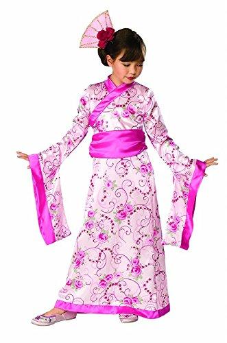 Asian Princess Geisha Child Costume -