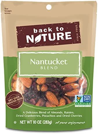 Trail Mix: Back to Nature