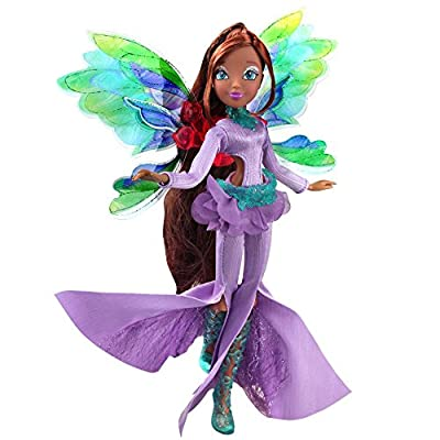 Winx Club Winx Layla | Onyrix Fairy Doll World of | Magic Twist: Toys & Games