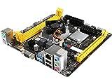 BIOSTAR A68N-5545 AMD A8-5545 (Quad core 1.7G, turbo 2.7G) Processor AMD A70M Mini ITX Motherboard/CPU Combo