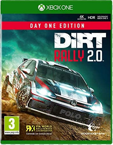 Codemasters - DiRT Rally 2.0 Day One Edition (Xbox One): Amazon.es ...
