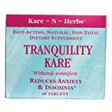 Cheap Kare-N-Herbs Tranquility Kare Tablets, 40 Count