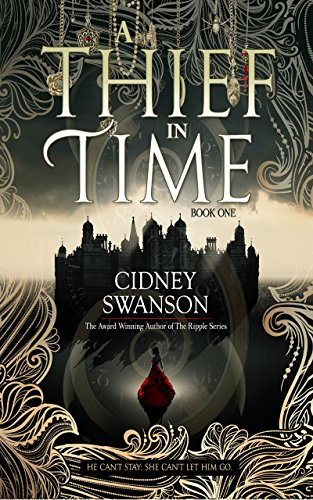 A Thief in Time (Thief in Time Series Book 1) cover