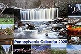2020 Pennsylvania Calendar
