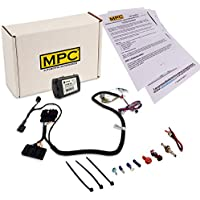 MPC Complete Prewired Remote Start Kit For 2011-2016 Ford F-450 - Semi Plug & Play - w/T-Harness - Uses Factory Remotes