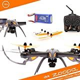 Zoopa Q 600 Mantis - 6-Axis Gyro RC Quadcopter Drone with integrated HD Camera   2.4GHz  