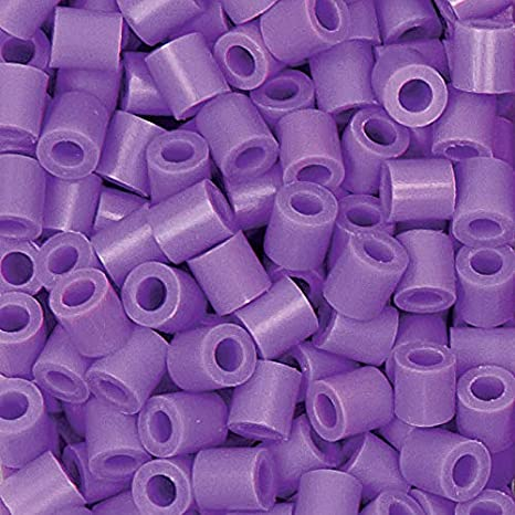 1000pcs Perler Beads Fuse Beads for Crafts Periwinkle Blue