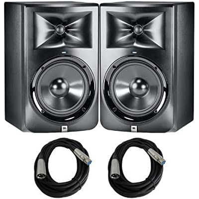 jbl-lsr-308-studio-monitors-with