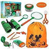 11 Pack Kids Outdoor Explorer Kit – OOTSR Kids Adventure Kit Fun Educational