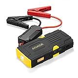 Anker PowerCore Jump Starter 600A Black
