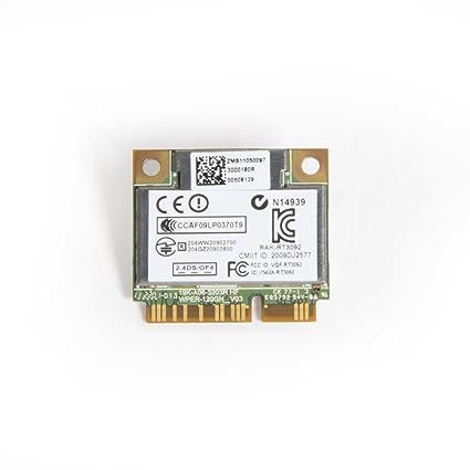 Amazon.com: Ralink RT3092 Mini PCI-express Wireless WLAN ...