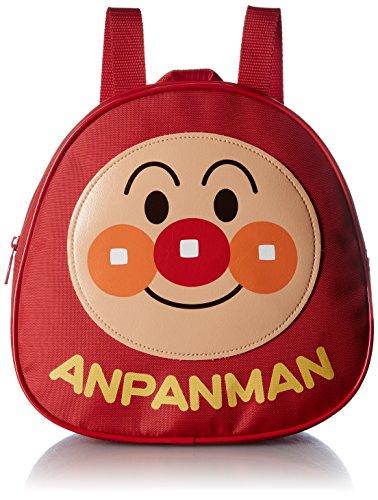(Anpanman [ANZ-2300] Mini Backpack (red))