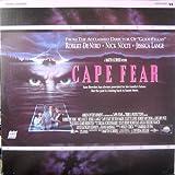 Cape Fear (Widescreen) Laserdisc