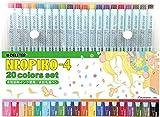 Neopiko -4 W20z 20 Color Set