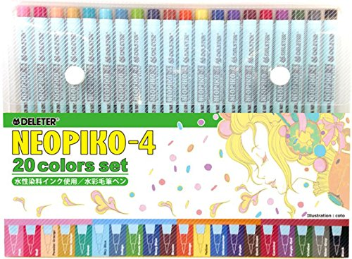 Neopiko -4 W20z 20 Color Set by Derita