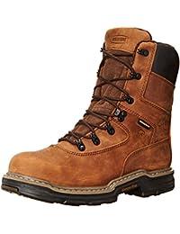 Men's Marauder 8 Inch Contour Welt Steel Toe EH Work Boot