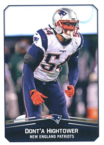 2017 Panini Stickers  53 Donta Hightower New England Patriots Football Sticker