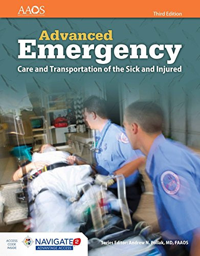 READ Advanced Emergency Care and Transportation of the Sick and Injured, Third Edition (Orange)<br />TXT