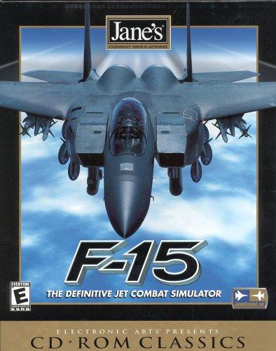 Jane's Combat Simulations: F-15 (CD-ROM CLASSICS) ()