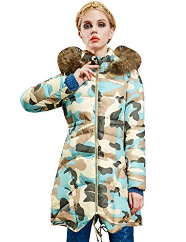 Elf-Sack-Womens-Winter-Patterned-Hooded-Long-Anorak-Jacket