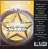Guns N' Roses & Motley Crue 16 Song Karaoke CDG Legends #114