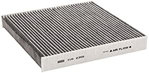 Mann-Filter CUK2358 Filtro Aire Habitáculo