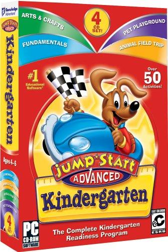 Jumpstart Advanced Kindergarten V2.0