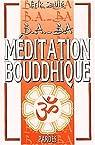 B.A.-BA de la méditation bouddhique par Sablé