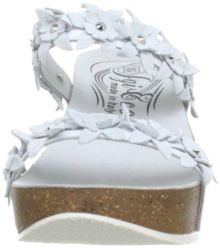 IGI&Co DNI 18980 8980000 Damen Clogs & Pantoletten Weiß (BIANCO)