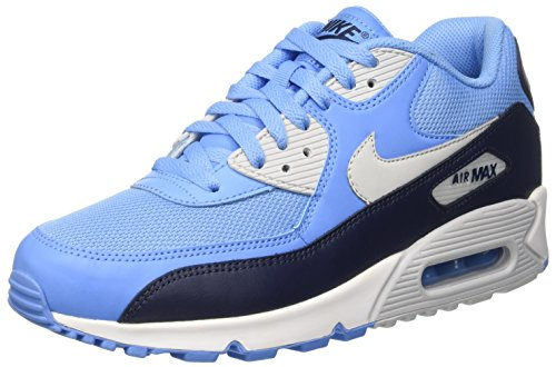 Platinum Bleu Max Homme de Pure Entrainement White Air Essential Running Nike Chaussures 90 Obsidian Blue University Owzgxfw