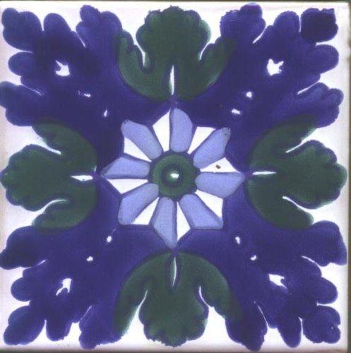 Amazoncom Decorative Ceramic Tile Ifriquia Design Set Of - 4 inch decorative ceramic tile