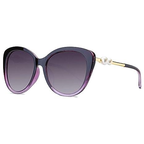 L.L.QYL Gafas Gafas de Sol Gafas Tipo de Gato Gafas de Moda ...
