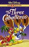 The Three Caballeros [VHS]