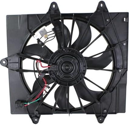 Make de auto partes fabricación – Ventilador Del Radiador Asamblea ...
