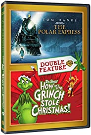 The Polar Express / How the Grinch Stole Christmas (DVD) (Double Feature)