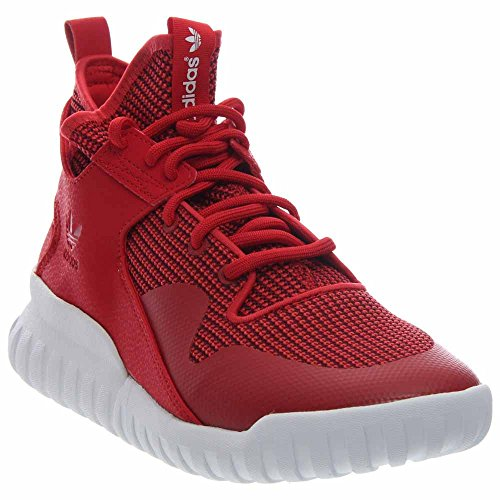 sale marketable adidas Men's Tubular X Red Red/White free shipping get authentic cQNCvLyJBQ
