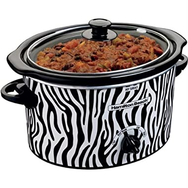 Hamilton Beach 33238 Slow Cooker, 3-Quart