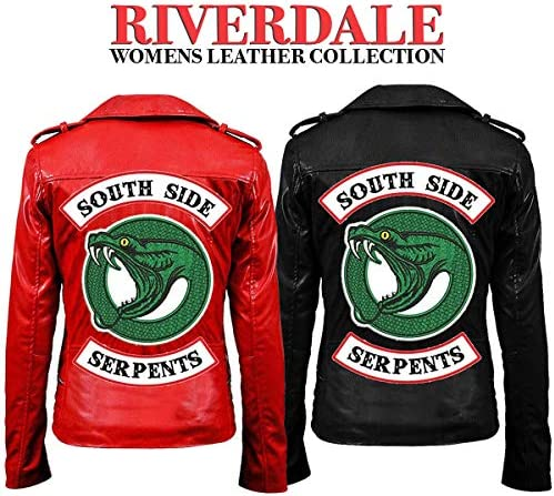 Aus Eshop Womens Southside Serpents Riverdale Cheryl Blossom