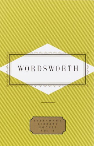 Wordsworth: Poems (Everyman's Library Pocket Poets Series) thumbnail