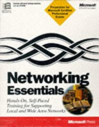 Networking Essentials: Hands-on, Self-paced Training for Local and Wide Area Networks (Training Kit)