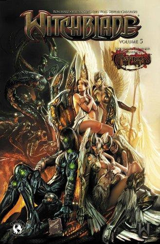 Witchblade Volume 5: First Born ebook