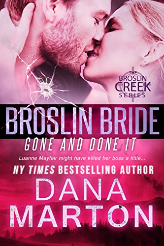 Broslin Bride (Gone and Done it) (Broslin Creek) cover