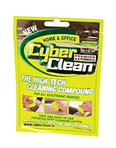 Cyber Clean Home & Office - Pasta limpiadora de aparatos electrónicos
