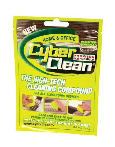 Cyber Clean 25054 Home & Office Foil Zip