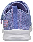 Skechers Kids Girls' Comfy Flex Sneaker