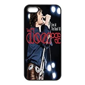 Custom Jim Morrison Back Cover Case for iphone 5,5S JN5S-1178 Designed by HnW Accessories hjbrhga1544