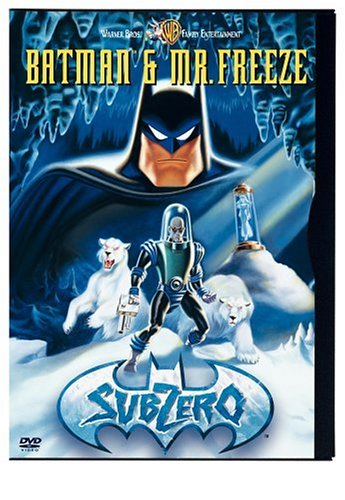 Amazon.com: Batman & Mr. Freeze - SubZero: Kevin Conroy, Michael ...