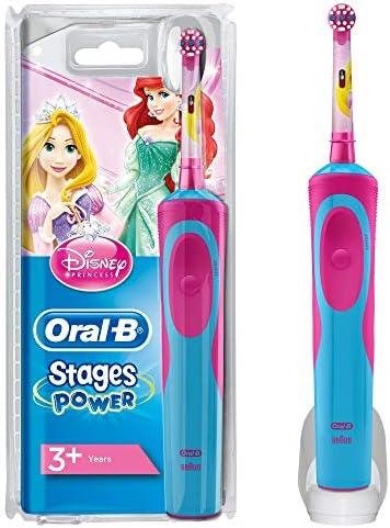 Oral-B Kids Elektrische Zahnbürste Cars Oder Prinzessin