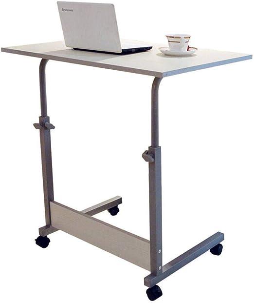 KXGL Levantamiento De Pie Móvil Mesa para Laptop Mesa Auxiliar ...