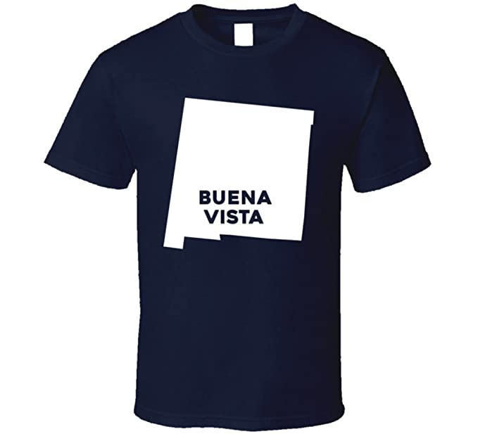 Amazon Com Buena Vista Mexico City Map Usa Pride T Shirt Clothing